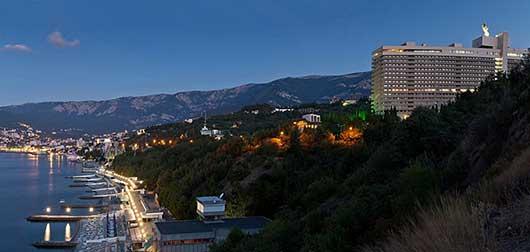 отель Ялта фото