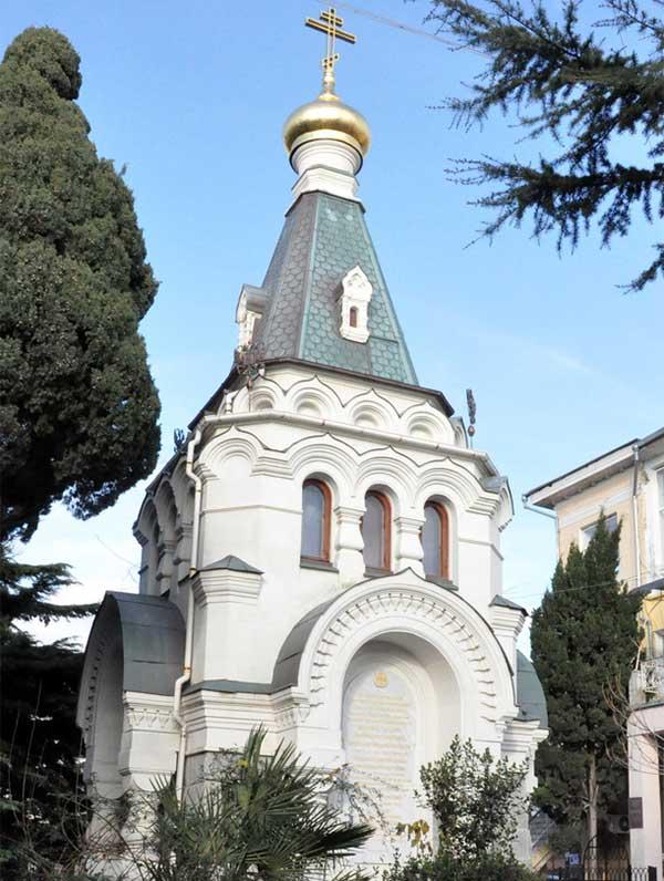 Часовня Святого Николая фото