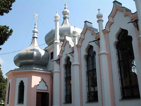 Церковь Иоанна Златоуста фото