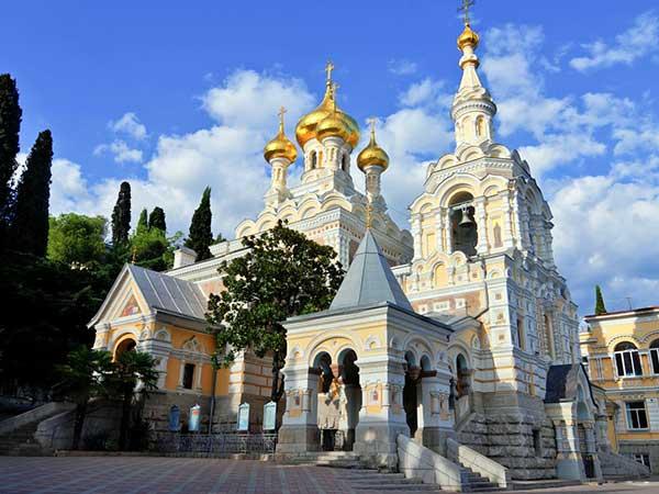 Собор Александра Невского фото