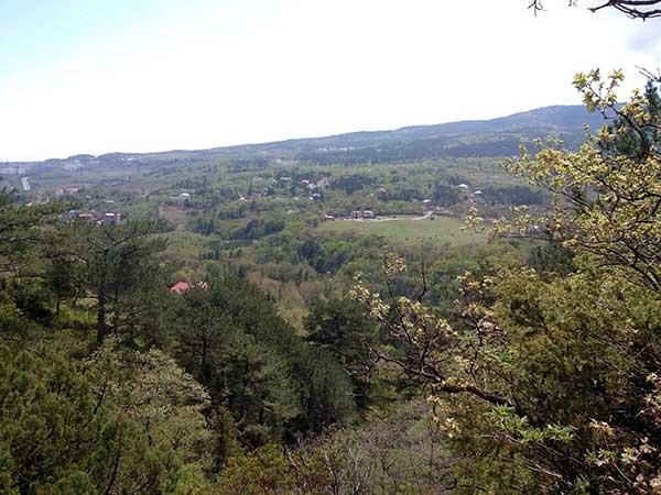 Вид с Боткинской тропы фото