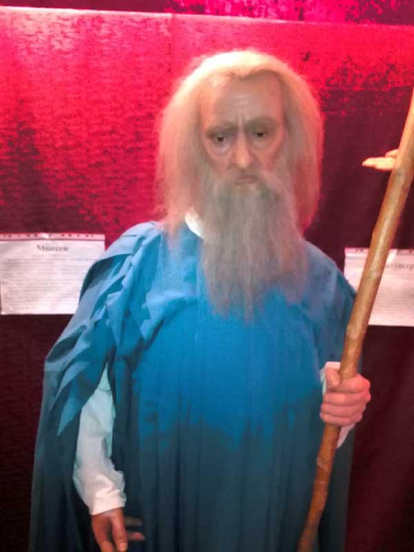 Пророк Моисей фото