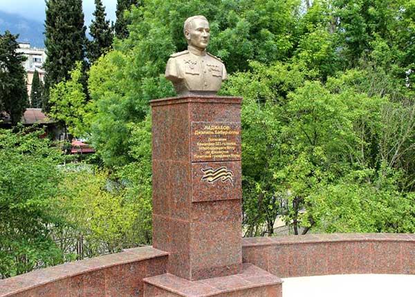 Монумент Джалилю Наджабову