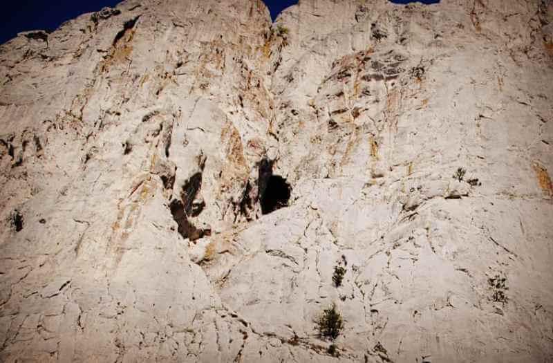 Пещера Медовая в Крыму
