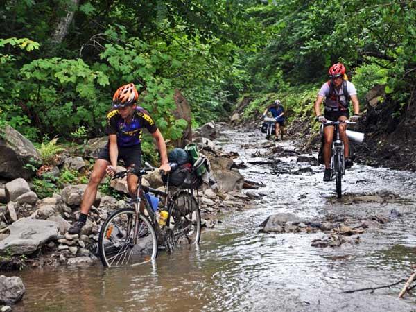 Велосипедные походы в Крыму