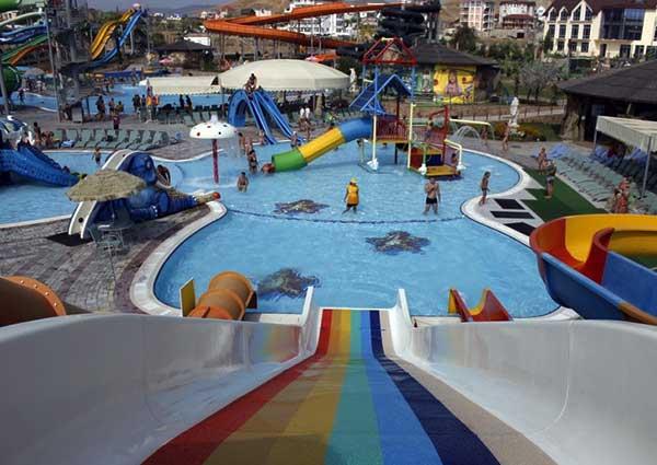 Аквапарк в Коктебеле фото