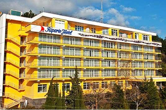 Отель «Ripario Hotel Group»