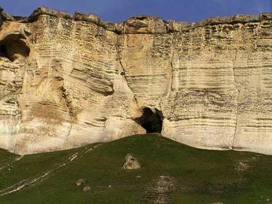 пещера Алтын-Тешик-Золотая нора
