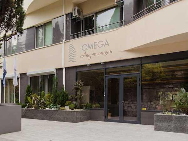 Апарт Отель Омега в Ялте