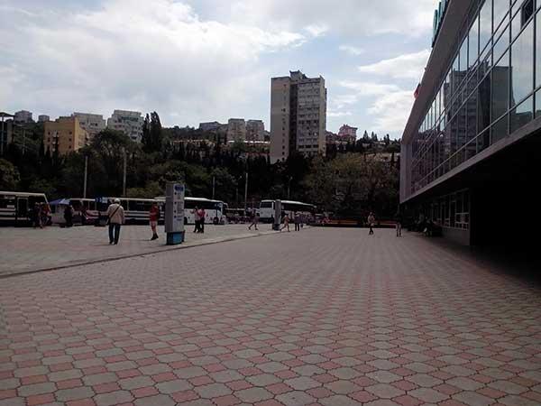 Ялтинский автовокзал
