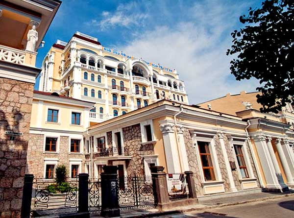 Дом-музей музыкальной культуры имени композитора А. Спендиарова фото