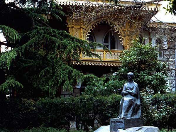 Мемориальный музей Леси Украинки в Ялте