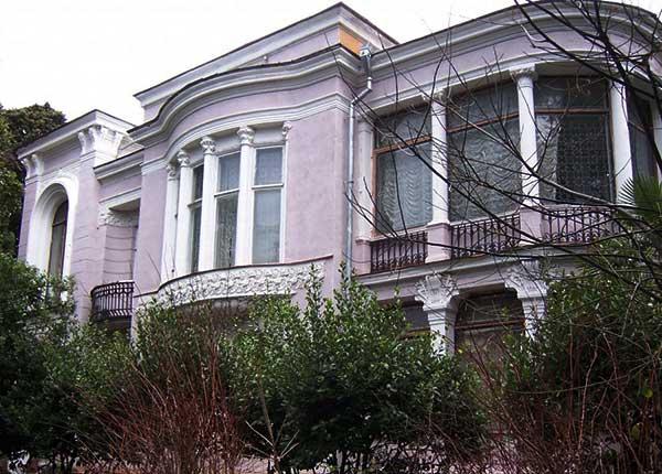 Литературно-мемориальный музей Тренева-Павленко в Ялте