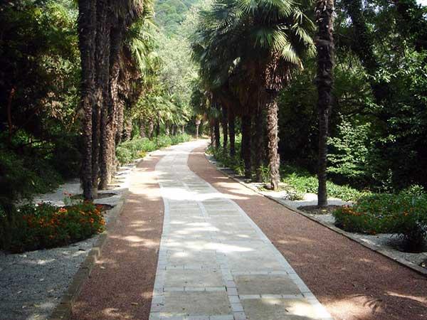 Парк приключений — Никита (Крым)