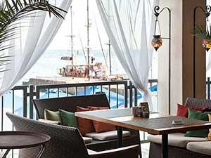 Пляжный ресторан «Морячка Соня»