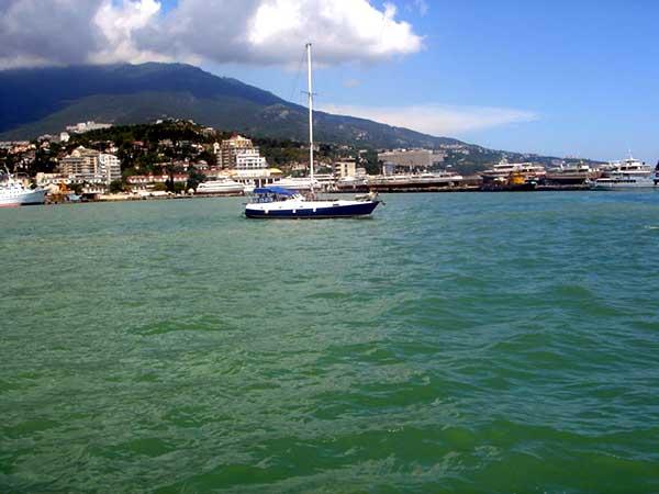 Отдых в Крыму на яхте