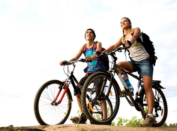 Велопрогулки в Крыму