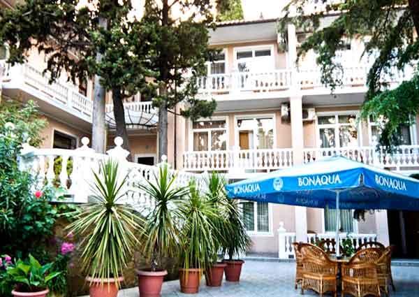 отель Анна в Ялте