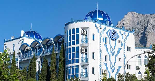 Отель 1001 ночь Кореиз