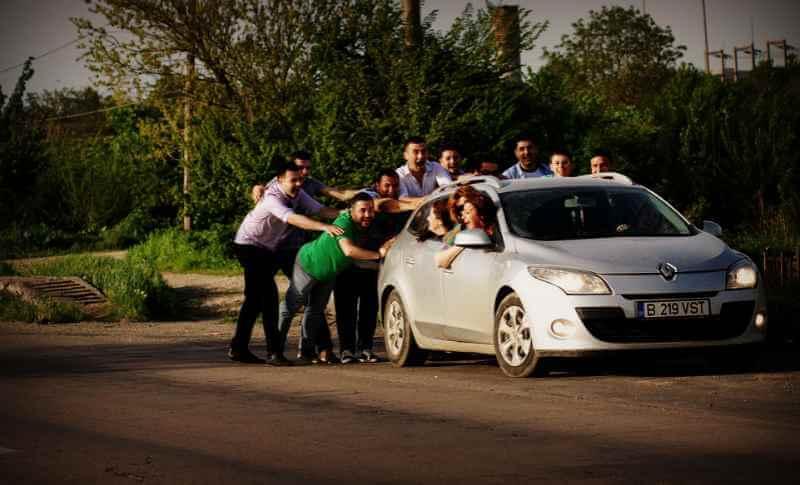 Райдшеринг - или совместные поездки на автомобиле