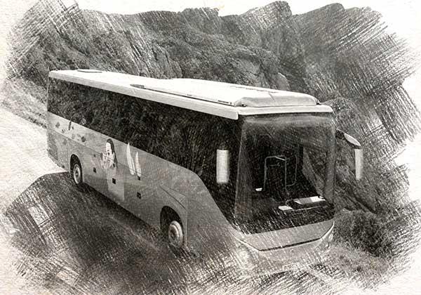 Автобусный тур в Крыму