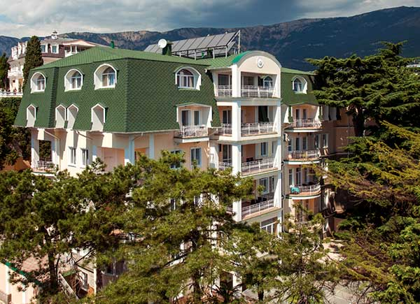 Отель Империал в Ялте