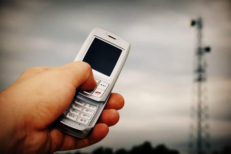 Плохая доступность сотовой связи
