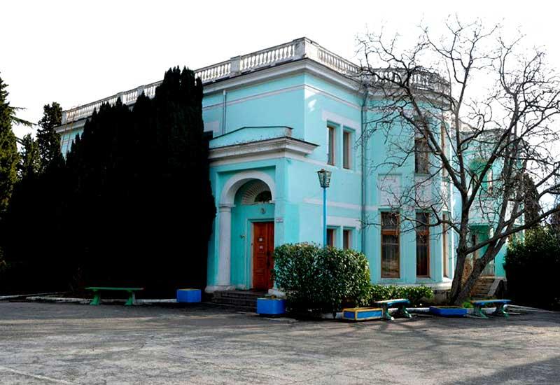 Дворец Ай-Тодор