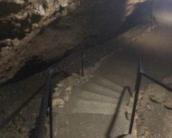 экскурсия по пещере