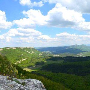 Прекрасные виды Крыма