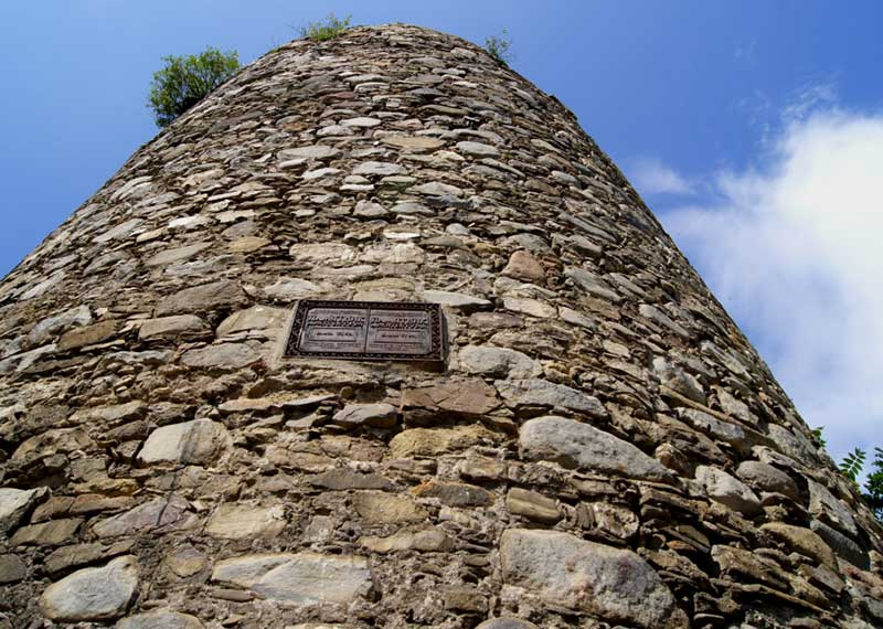 Крепость Алустон-Алушта