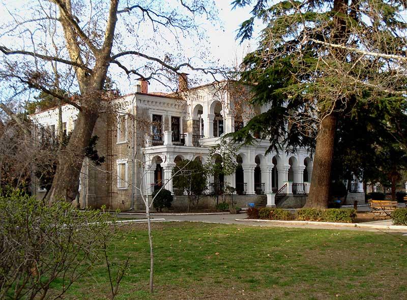 Дом купца Стахеева - Алушта