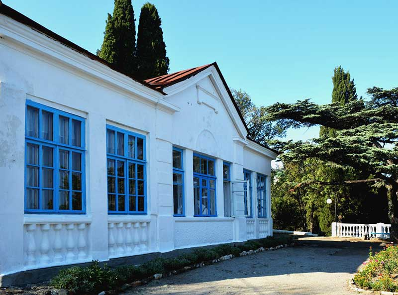 Дом-музей писателя И.С.Шмелева