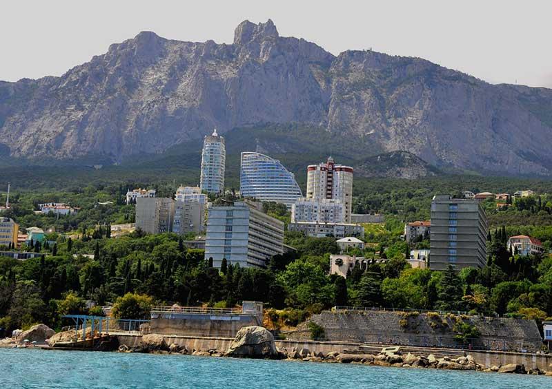 Курорт Кореиз (Крым)