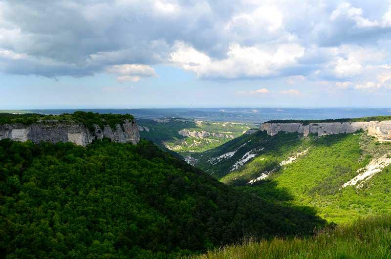 Мангуп-Кале пещерный город столица средневекового княжества Феодоро