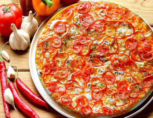 Доставка пиццы на дом в Ялте