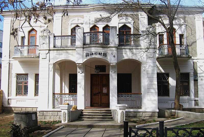 Краеведческий музей в г.Саки