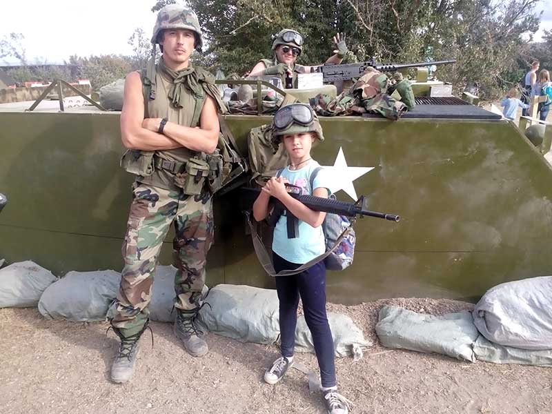 Натовские войска