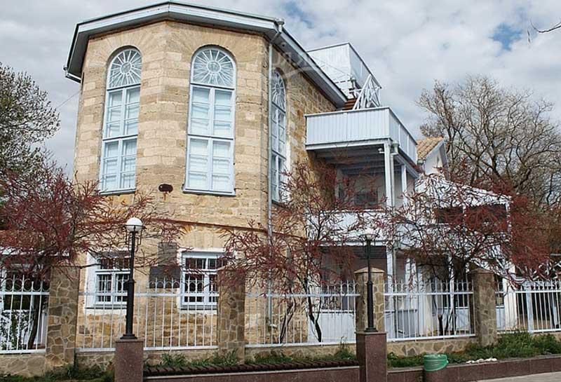 Музей им. Максимилиана Волошина в Коктебеле