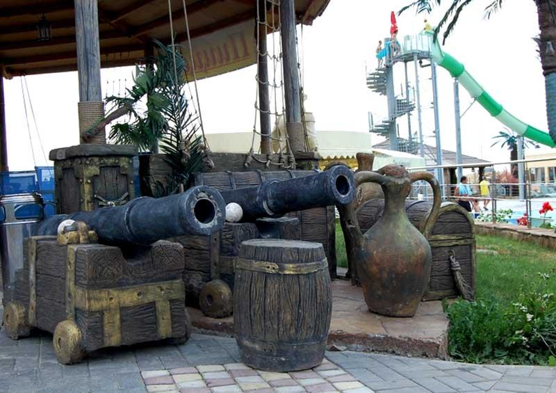 Аквапарк Коктебеля