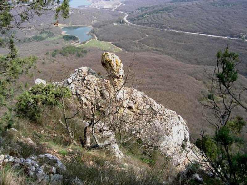 Скала Нефертити (Крым)