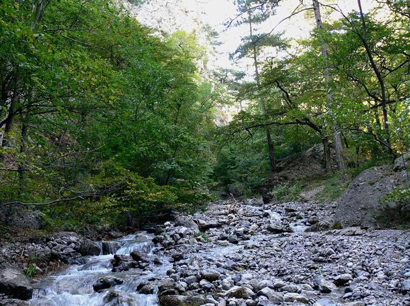 История водоснабжения в Ялтинском уезде и на ЮБК