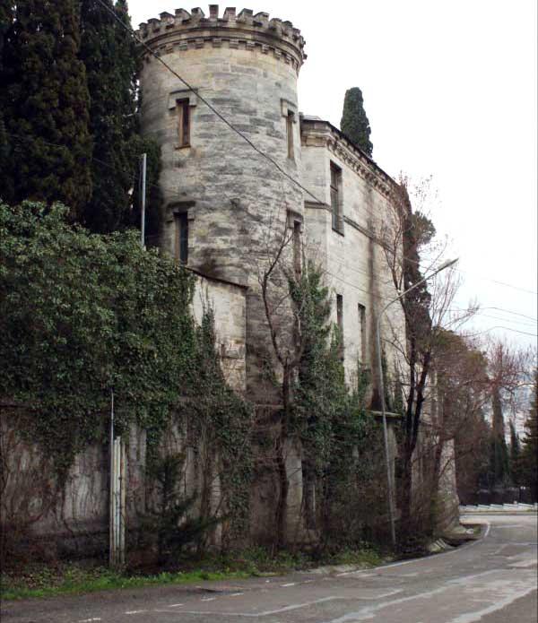 Дом Ф.Ф. Мельцера в Ялте