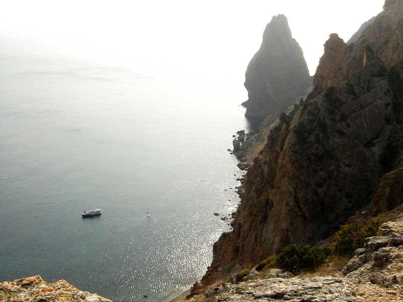 Мыс Айя - Южный берег Крыма