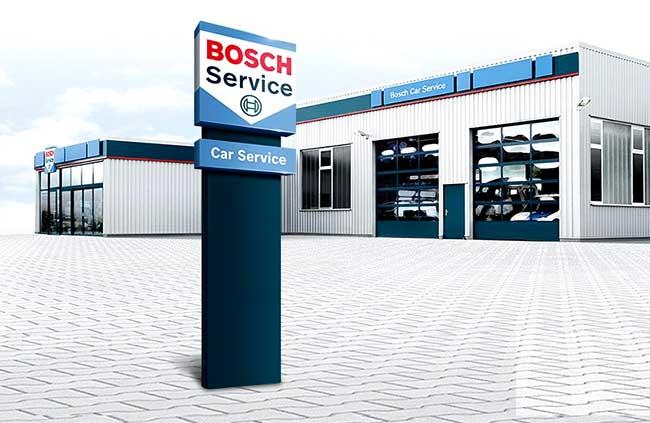 Bosch Service в Ялте ремонт авто