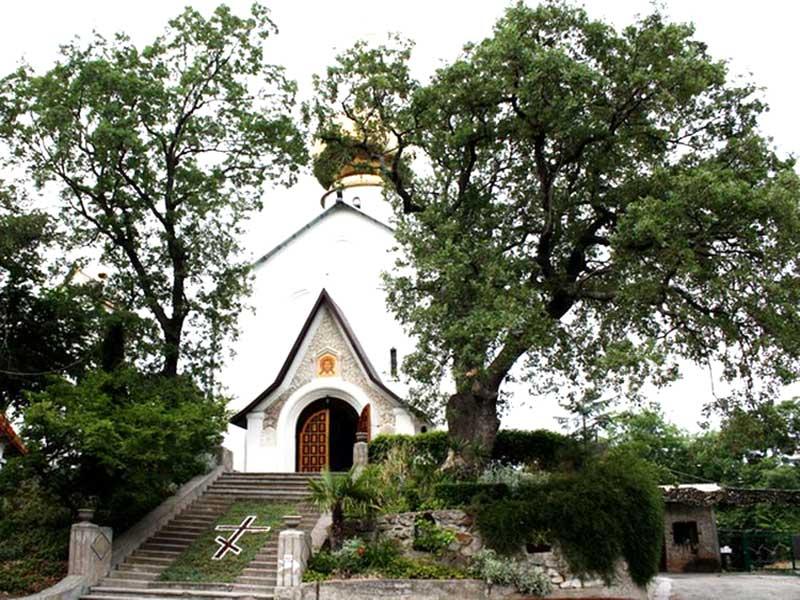 Церковь Святого Николая Чудотворца (Ялта, Массандра)