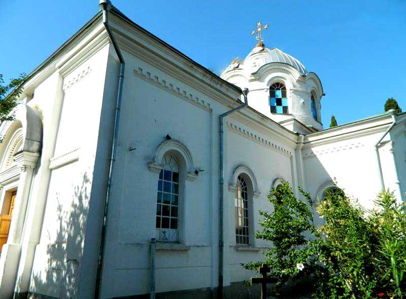 Церковь святого Фёдора Тирона в Ялте