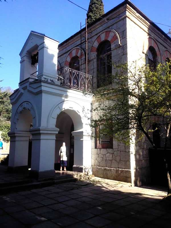 Церковь Преображения Господня в Никите