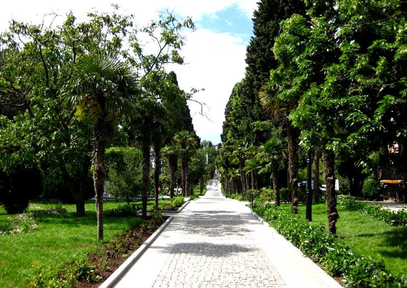 Приморский парк