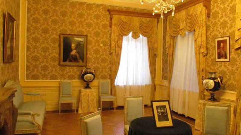 Массандровский дворец - эскурсия